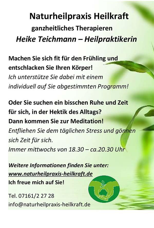 Naturheilpraxis Heilpraktiker