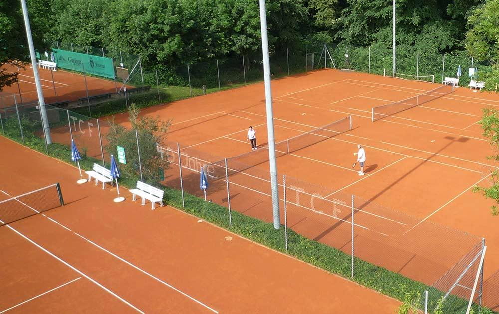 Tennisplätze TC Faurndau