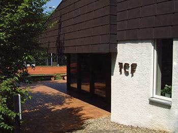 Clubhaus TC Faurndau